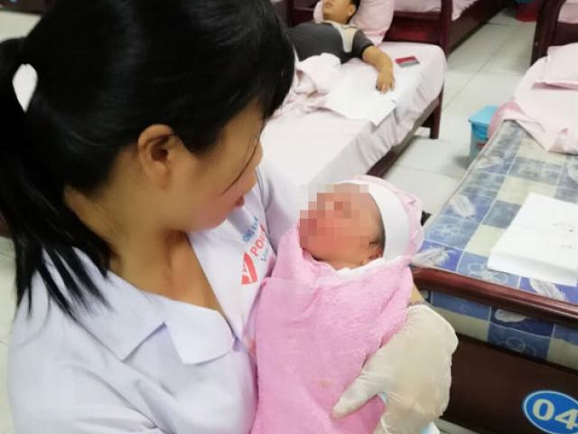 TP.HCM: Bé gái sơ sinh bị bỏ rơi tại nhà vệ sinh Công ty Pou Yuen