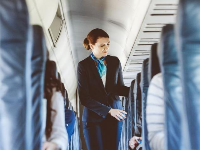 Tiếp viên hàng không Anh bán dâm trên khoang thương gia?