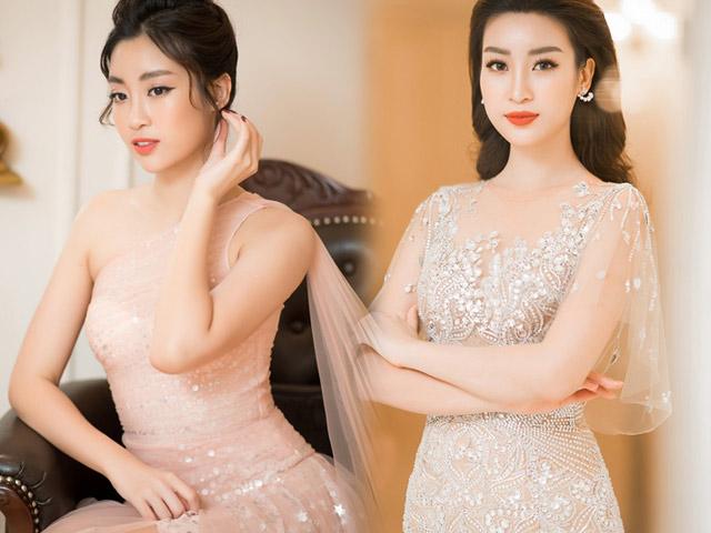 Hoa hậu Mỹ Linh vào đài VTV vì không muốn làm bình hoa đi động
