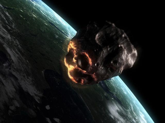 Tiểu hành tinh to bằng tượng Nữ thần Tự do đang lao về phía Trái đất