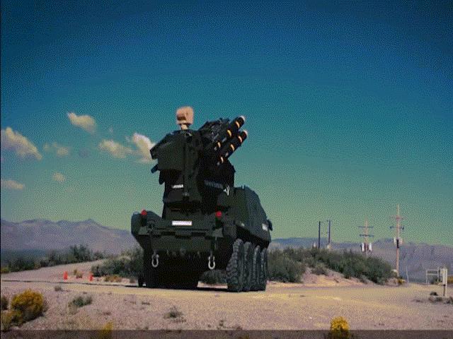 Stryker-MSL: siêu xe bọc thép tiêu diệt được cả xe tăng lẫn máy bay không người lái