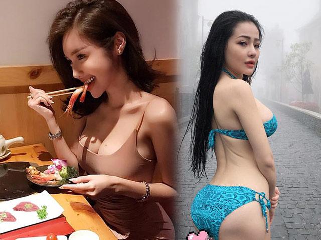 Thời trang gợi cảm chốn đông người của Ngân 98, Elly Trần...