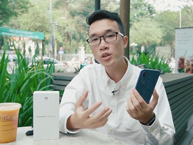 """Huawei Nova 3e có thực sự là """"siêu phẩm tầm trung""""?"""