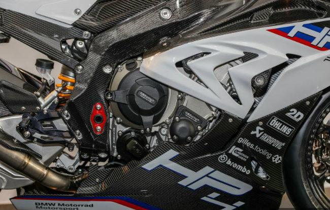 ngam tuyet pham 2018 bmw motorrad hp4 race gia 2,8 ty dong hinh anh 12