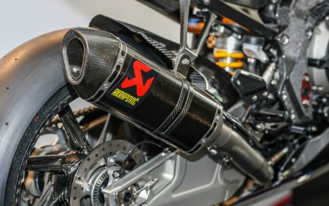 ngam tuyet pham 2018 bmw motorrad hp4 race gia 2,8 ty dong hinh anh 15