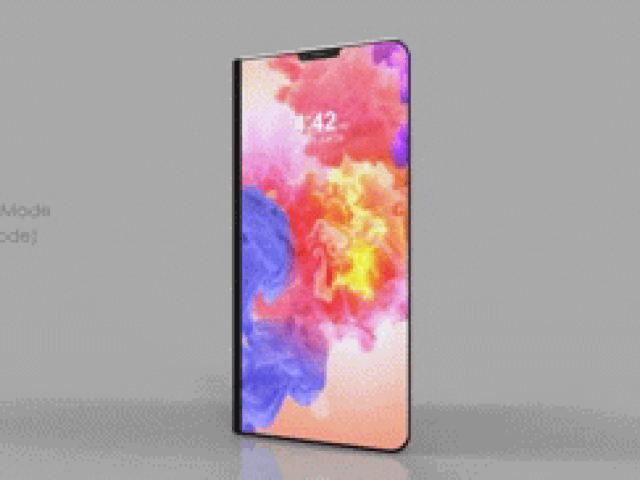 Điện thoại gập Huawei Mate X lộ diện đe nẹt Samsung Galaxy X