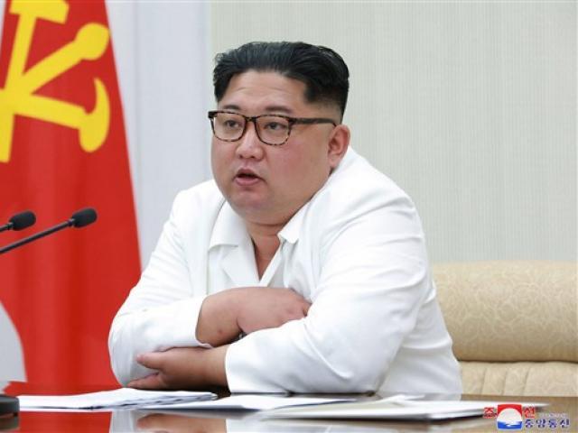 """Ngay sau hủy gặp Kim Jong-un, Trump nói quân đội Mỹ """"sẵn sàng nếu cần thiết"""""""