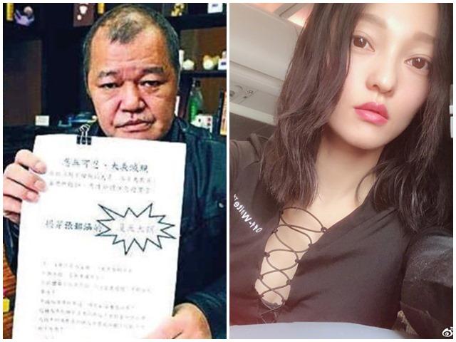 Mỹ nhân Đài Loan bị tố bỏ rơi bố ốm đau, để mẹ sang Việt Nam làm thuê