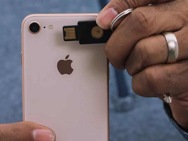 iPhone sẽ được trang bị sức mạnh giúp mở khóa cửa phòng