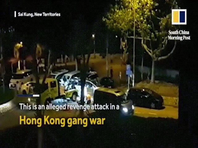 Hỗn chiến ác liệt giữa thành viên Hội Tam Hoàng và băng đảng đối địch
