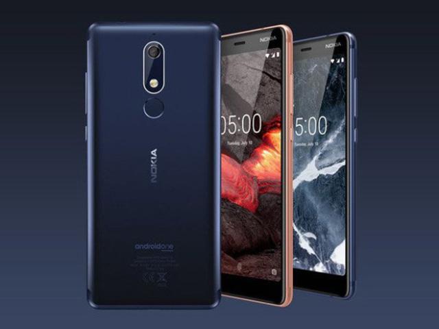 Nokia 5.1, 3.1 và 2.1 tầm trung và giá rẻ chính thức trình làng