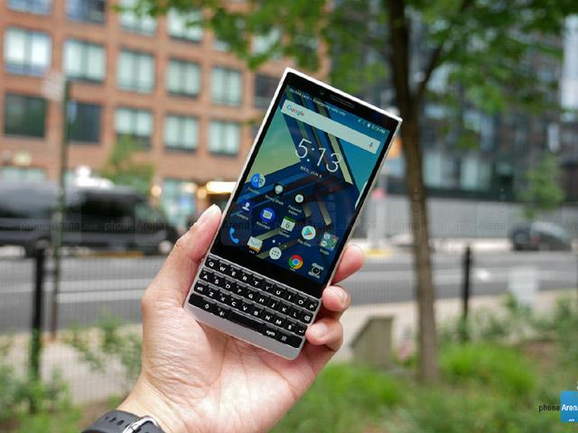 Ra mắt BlackBerry Key 2: Smartphone cung cấp tiện ích tốt nhất