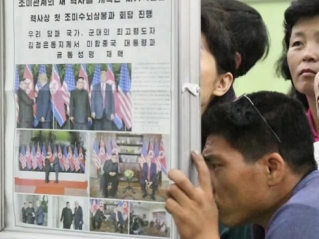 Hội nghị Mỹ-Triều: Kim Jong-un thắng lớn, Trump ra về tay trắng?