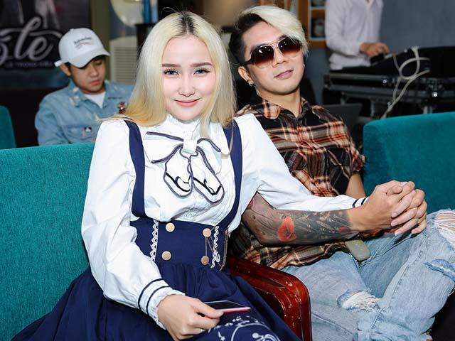 Khánh Đơn công khai bạn gái hot girl kém 8 tuổi sau 2 lần đổ vỡ