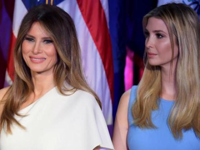 Phu nhân và ái nữ nhà ông Trump lọt top 100 mỹ nữ hàng đầu thế giới