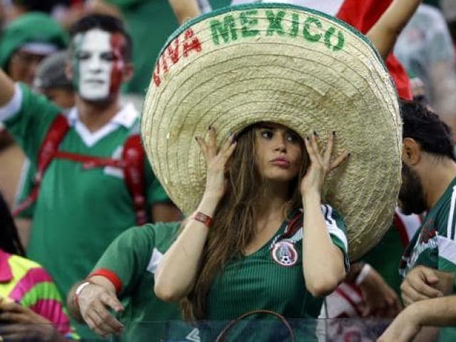 World cup 2018: Dân Mexico nhảy lên ăn mừng tạo ra động đất thực sự