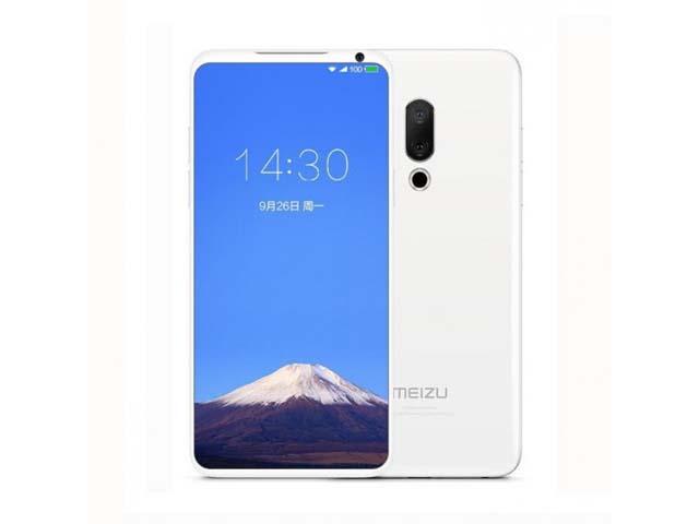 Meizu 16 với chip Snapdragon 845, giá rẻ sắp ra mắt