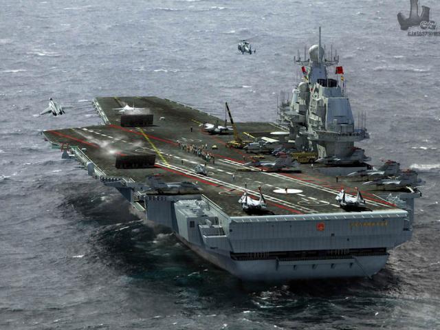 Quốc gia hùng mạnh đang giúp TQ đạt tham vọng tàu sân bay hạt nhân
