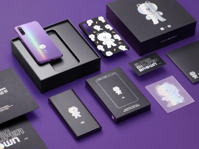"""Phiên bản Xiaomi Mi 9 SE """"Gấu nâu"""" sẵn sàng ra mắt ngày 9/4"""