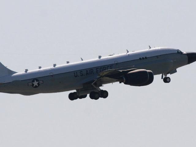 """Máy bay """"đánh hơi tên lửa"""" bất ngờ xuất hiện gần Triều Tiên sau 2 năm"""