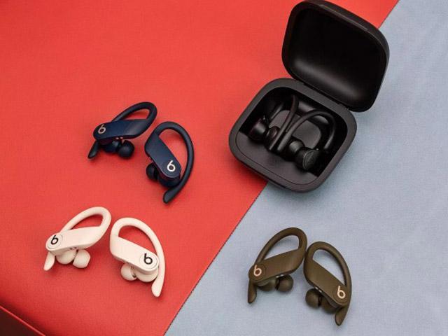 Apple trình làng tai nghe Powerbeats Pro đắt hơn cả AirPods