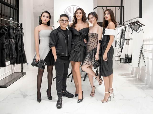 Công Trí vắng mặt, Chung Thanh Phong tự tin mở màn Tuần lễ thời trang