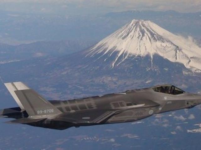 """Trước khi """"gặp hạn"""", Nhật Bản định mua bao nhiêu tiêm kích F-35 của Mỹ?"""