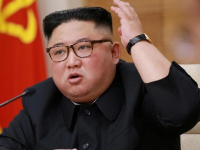"""Kim Jong-un: Phải giáng """"đòn nặng"""" vào nước áp lệnh trừng phạt"""
