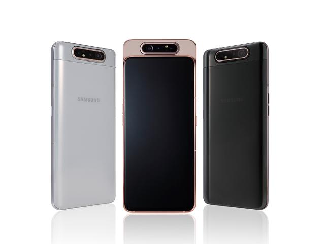 CHÍNH THỨC: Ra mắt Galaxy A80 với RAM 8GB, camera 48MP