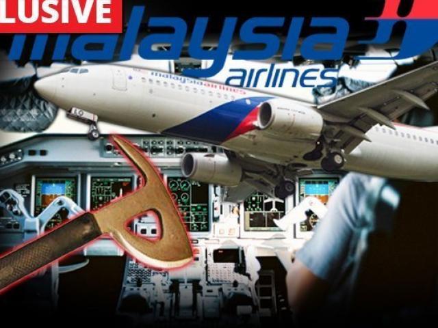 Màn ẩu đả đẫm máu bên trong buồng lái khiến MH370 mất tích?
