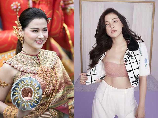 """Gu thời trang ngoài đời của """"nữ thần té nước Thái Lan"""""""