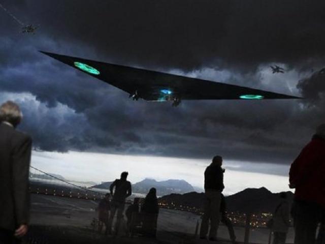 Mỹ chế tạo vũ khí như UFO, bay cực nhanh cả trên không, dưới nước?