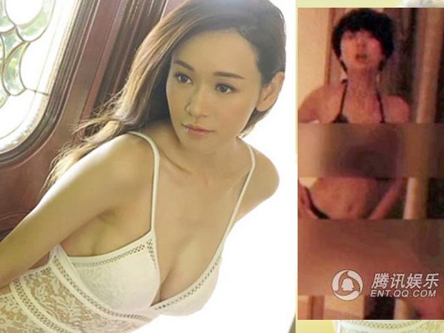 Hoa hậu, á hậu nổi tiếng Hồng Kông mất tất cả vì bê bối tình ái