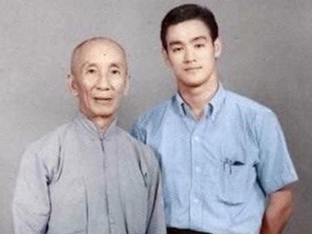 Đoạn phim hiếm quay cảnh Diệp Vấn tập Vịnh Xuân Quyền cùng Lý Tiểu Long
