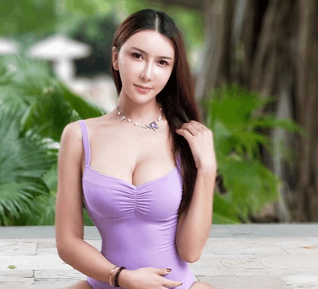 ban trai moi cua nu dien vien cung nguyet phi co chieu cao 2,83m hinh anh 1