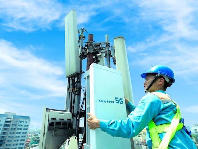 Viettel hoàn thành trạm phát sóng 5G đầu tiên tại Việt Nam, tốc độ ngang Mỹ