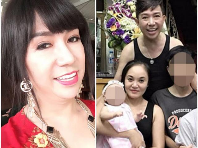 """Scandal ông bố 4 con Long Nhật chuyển giới ở tuổi 52: """"Gia đình tôi náo loạn"""""""