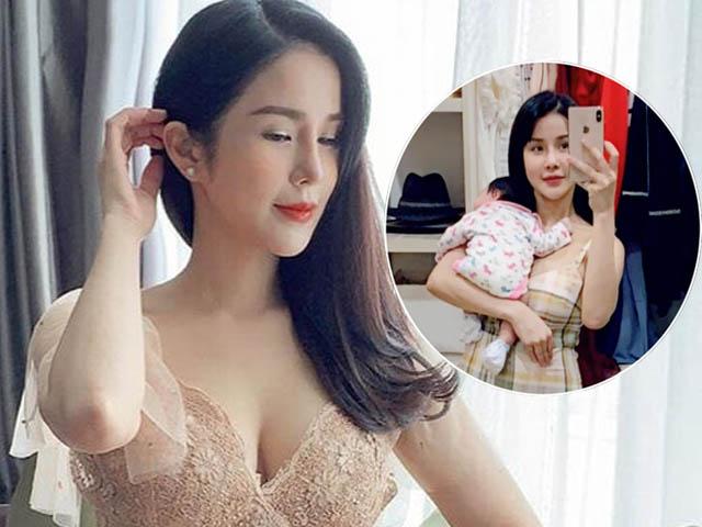 Diệp Lâm Anh mang thai lần hai sau 5 tháng sinh con
