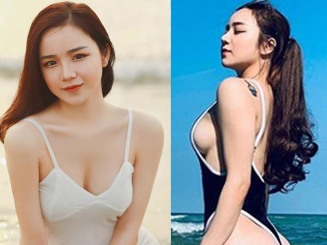 """Hot girl Hưng Yên 19 tuổi gây tranh cãi khi nói """"có lợi thế hơn Chi Pu"""""""