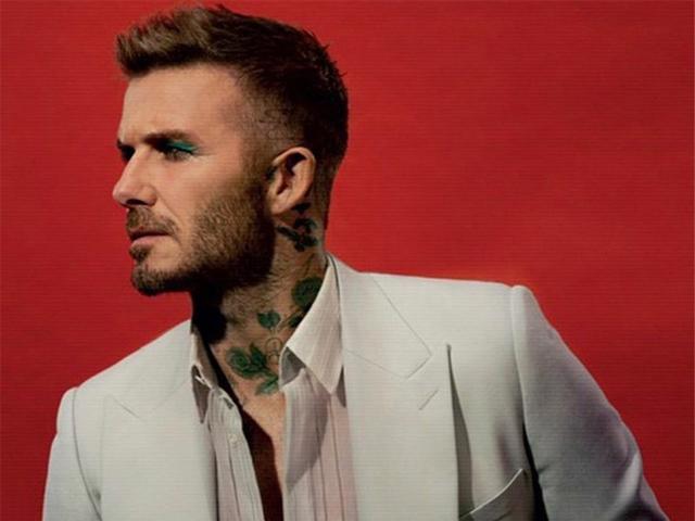 Xanh lá: Màu mắt siêu choé nhưng đang hot được cả Beckham yêu thích