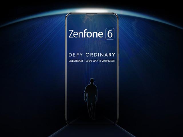 """Asus Zenfone 6 xác nhận cấu hình cực """"trâu"""", Galaxy S10 đứng tim"""