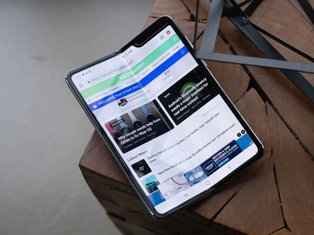Sẽ có thông tin ngày phát hành mới của Galaxy Fold trong vài ngày tới