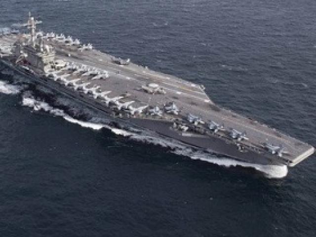 Iran: Một quả tên lửa đủ diệt đội tàu tỷ USD của Mỹ