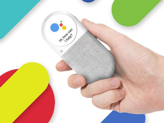 """""""Phát sốt"""" với điện thoại trợ lý ảo cầm tay mini"""