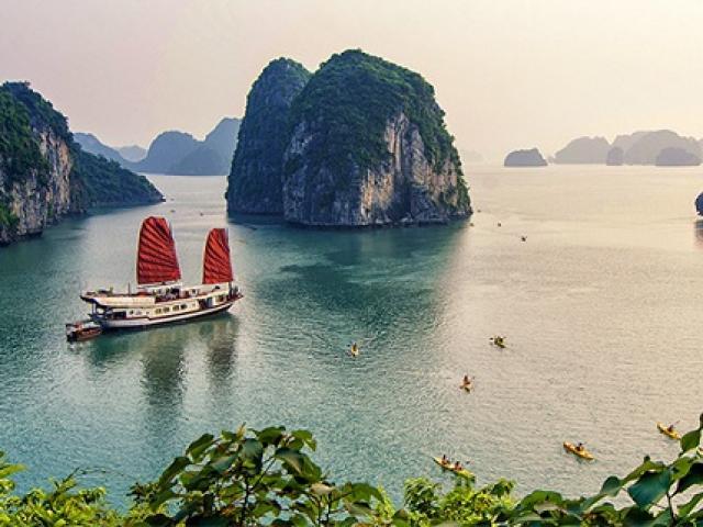 Nhìn hình đoán ngay đây là địa danh nổi tiếng nào của Việt Nam