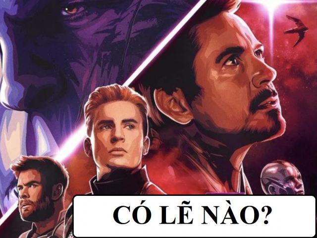 """Những lỗ hổng to đùng """"được"""" bỏ qua trong Avengers: Endgame"""