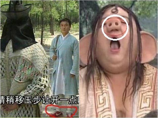 """""""Fan cứng"""" nhặt được loạt sạn hài hước khó tin thế này trong phim Trung Quốc"""