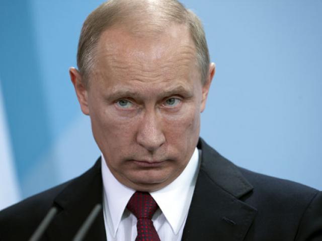 Phản ứng lạnh lùng của Putin khi tổng thống Ukraine tuyên thệ nhậm chức