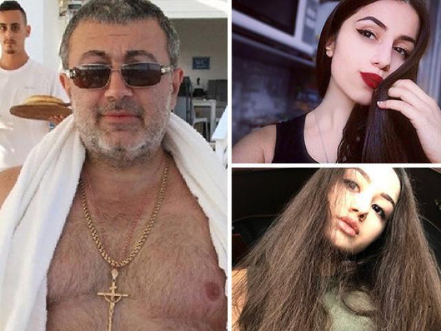 Lý do kinh khủng khiến trùm mafia Nga bị 3 con gái đâm chết