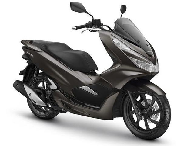 Honda PCX thêm màu mới: Khẳng định đẳng cấp phái mạnh